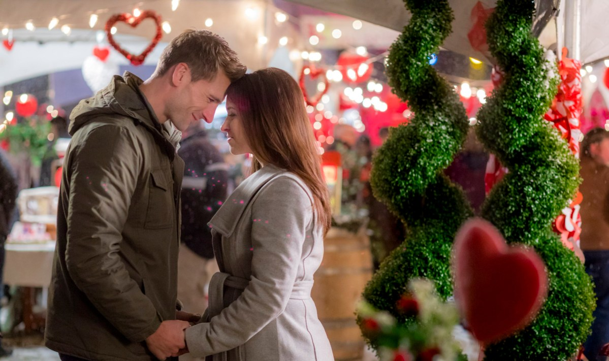 "Preview: ""My Secret Valentine"" A Hallmark Channel ""Countdown To Valentine's Day"" Original Movie"